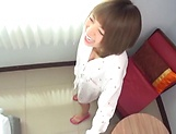 Hoshimi Rika ,puts her big tits to use picture 14