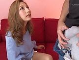 Takai Runa loves getting rammed properly