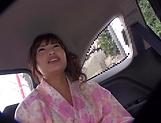 Hayakawa Mizuki has her sexual thirst quenched picture 11