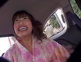 Hayakawa Mizuki has her sexual thirst quenched picture 13