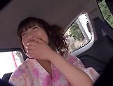 Hayakawa Mizuki has her sexual thirst quenched picture 14