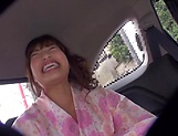 Hayakawa Mizuki has her sexual thirst quenched picture 15