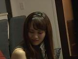 Katase Yui performs a pleasurable blowjob picture 15