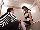 Hinagiku Tsubasa gets her wet cunt screwed by her boss picture 15