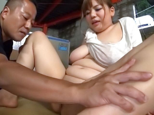 Big tits darling gets her twat ravaged properly
