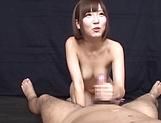 Beautiful Asian babe Kizuna Sakura in a hardcore foursome picture 11