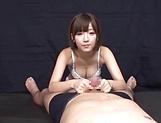 Beautiful Asian babe Kizuna Sakura in a hardcore foursome