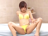 Appealing darling awesome sex with hunk stud picture 12