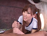 Teen love Aine Maria offers a sensational blowjob picture 24