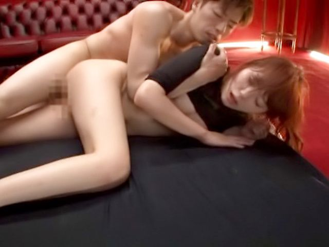 Aine Maria enjoys younger guy to fuck her hard