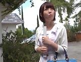 Sakura Kizuna shows her expertise in blowing sweet hard poles picture 13