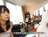 Small-tittied Asian beauty Ootori Kaname fucked in all positions picture 15