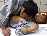 Mature Japanese woman is having wild sex