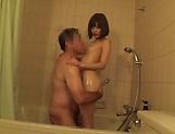 Ayashiro Yurina ,shows her cock sucking skills picture 11