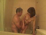 Ayashiro Yurina ,shows her cock sucking skills picture 13