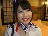 Rian Natsu pleasured in a sensual threesome