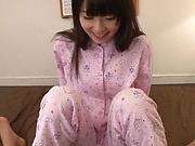 Alluring hottie Tshuchiya Asami in kinky hardcore fun
