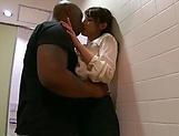 Sweet teacher had casual interracial sex