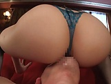 Luscious milf with a shaved pussy Aine Maria fucked extremely hard picture 34